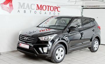 Hyundai Creta Черный